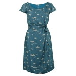 great-plains-clothing-gathered-dress-J1ACI-petrol